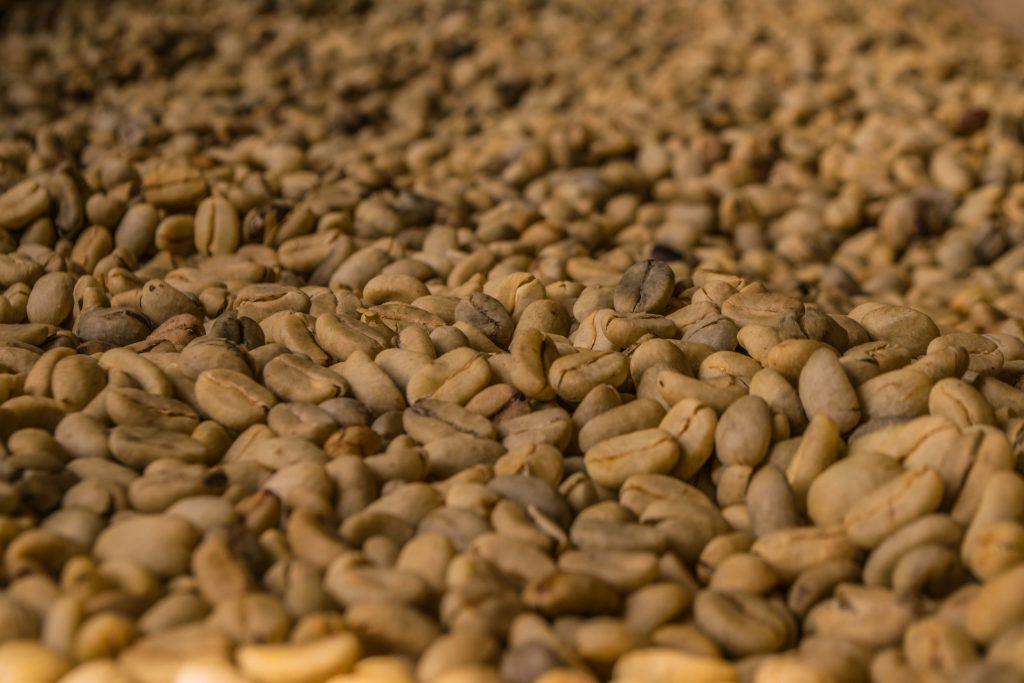 Perfiles de una taza de café